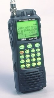 AOR AR8200MKIII(B) Receiver