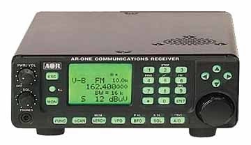 Aor Ar One C Receiver Government Export Version