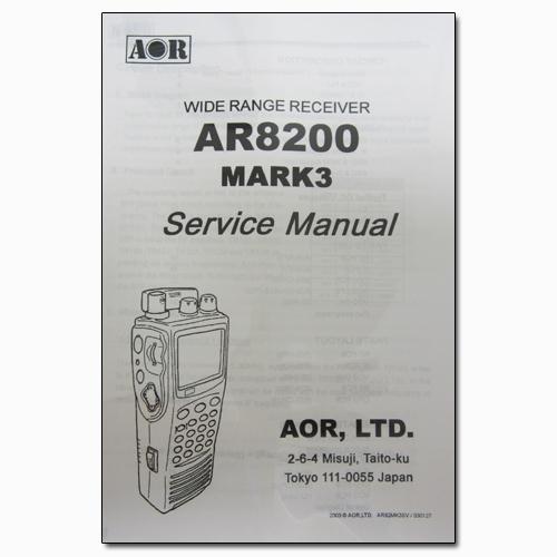 инструкция aor 8200