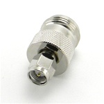 N Female to SMA Male Connector