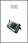 Easier to Read Uniden HomePatrol-1 & 2 Scanner Manual