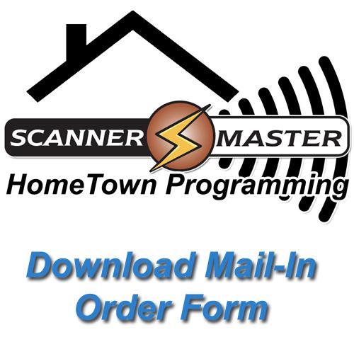 HomeTown Programming Advanced | ScannerMaster com