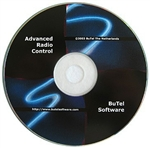 Butel ARC246T Police Scanner Software CD-ROM