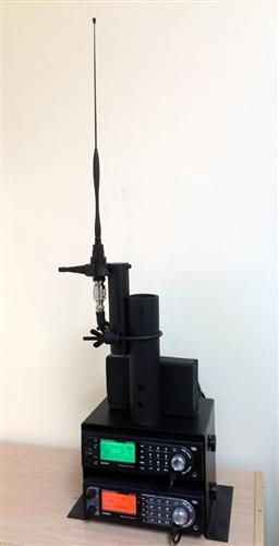indoor 762 894 mhz 5db gain omni antenna w desk stand. Black Bedroom Furniture Sets. Home Design Ideas