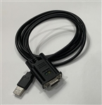 USB-1 with DB-9 Connector (BC996/15)