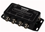 4 Port MCA804/BN 800 MHz Receiver Multicoupler - 820 MHz to 890 MHz
