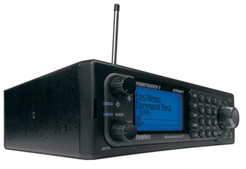 Uniden Bearcat BCD996P2 Police Scanner