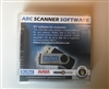 Butel ARC500 Police Scanner Radio Programming Software USB Flash Drive