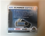 Butel ARC500 Pro Police Scanner Radio Programming Software USB Flash Drive