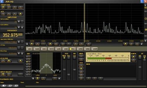 AR-IQ Software   Scanner Master