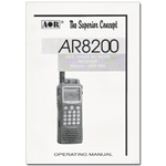 OMAR8200 Owners Manual for AR8200