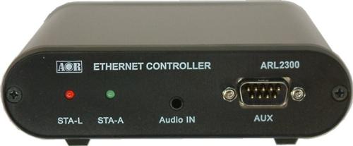ARL2300 External IP Control Unit | Scanner Master