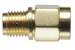 SMA Male to SMA Female Connector