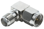 SMA Male to SMA Female Right Angle Connector