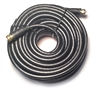 RG-6 Coax Cable, 100', F Male to F Male