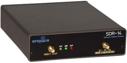SDR-14 Receiver | Scanner Master