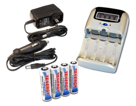 Tenergy 4 in 1 Battery Charger | Scanner Master