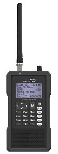 Whistler TRX-1 Digital Handheld Police Scanner
