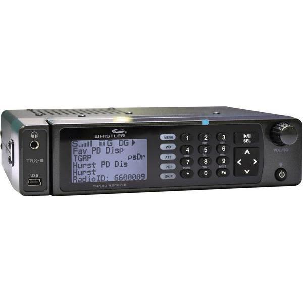 Whistler TRX-2 Digital Base/Mobile Police Scanner