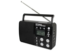 SR-303 SportSync Digitally tuned AM/FM Radio with 16 Seconds of Audio Delay
