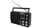 SR-404 SportSync Digitally tuned AM/FM Radio with 60 Seconds of Audio Delay