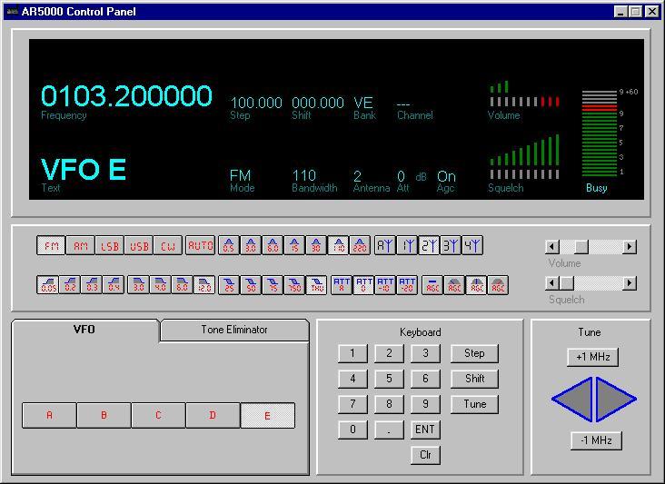 ARC5000 Software Download